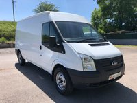 USED 2014 63 FORD TRANSIT T350 LWB MEDIUM ROOF VAN 125PS *SIX MONTHS AA WARRANTY*
