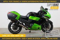 USED 2012 12 KAWASAKI ZZR1400 ABS ALL TYPES OF CREDIT ACCEPTED GOOD & BAD CREDIT ACCEPTED, OVER 700+ BIKES IN STOCK