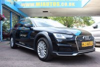 USED 2017 17 AUDI A4 ALLROAD 3.0 ALLROAD TDI QUATTRO 5dr AUTO 269 BHP NEED FINANCE??? APPLY WITH US!!!