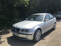 2003 BMW 3 SERIES  PART EX CHANGE TO CLEAR 2.0 318I SE 4d 141 BHP £SOLD