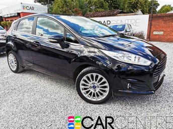 View our 2014 64 FORD FIESTA 1.0 TITANIUM 5d 99 BHP