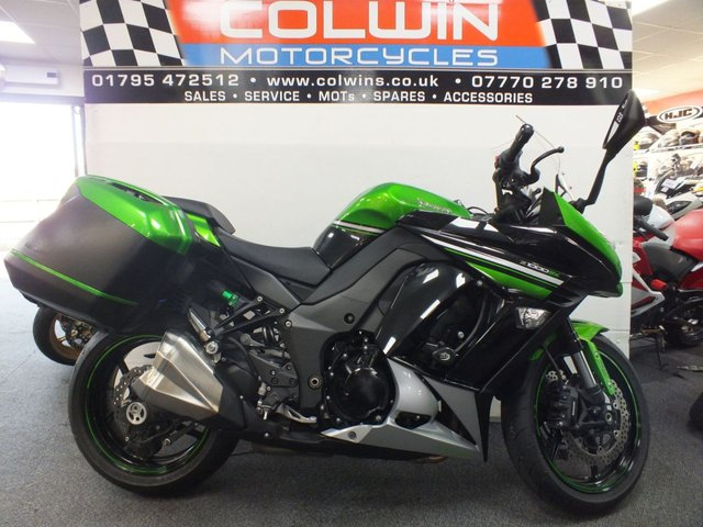 View our KAWASAKI Z1000SX
