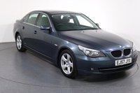 USED 2007 57 BMW 5 SERIES 2.0 520D SE 4d 161 BHP FANTASTIC VALUE **Stunning**