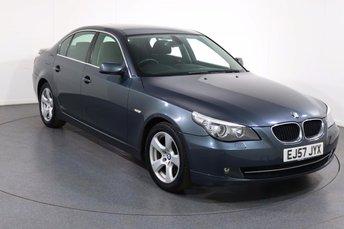 2007 BMW 5 SERIES 2.0 520D SE 4d 161 BHP £3495.00