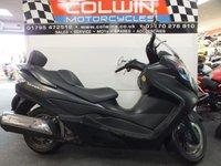 2015 SUZUKI BURGMAN 400 400cc ZA L5  £2995.00