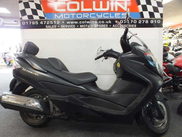 View our SUZUKI BURGMAN 400
