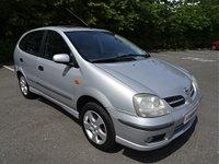2006 NISSAN ALMERA 1.8 TINO SE 5d 114 BHP £990.00