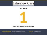 USED 2012 61 VOLKSWAGEN TIGUAN 2.0 SPORT TDI BLUEMOTION TECHNOLOGY 4MOTION DSG 5d AUTO 138 BHP