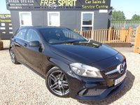 USED 2017 17 MERCEDES-BENZ A CLASS 2.1 A200d AMG Line 7G-DCT (s/s) 5dr Rear Camera, Navigation