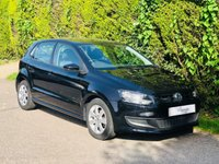 USED 2010 60 VOLKSWAGEN POLO 1.4 SE 5d 85 BHP