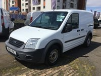 2013 FORD TRANSIT CONNECT 1.8 T200 LR 1d 74 BHP NO VAT £5500.00
