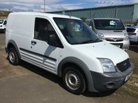 USED 2013 13 FORD TRANSIT CONNECT 1.8 T200 LR 1d 74 BHP NO VAT