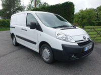 USED 2016 16 TOYOTA PROACE 1200 1.6 HDI  90 BHP Direct From One Company Owner With Full Service History, Very Clean Example Viewing Recommended! Full Specification Includes-