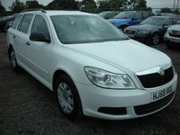 USED 2009 59 SKODA OCTAVIA 1.6 S TDI CR 5d 104 BHP Bargain diesel estate - Cheap tax
