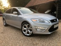 2011 FORD MONDEO 2.0 TITANIUM X TDCI 5d AUTO 161 BHP,HOT/COLD LEATHER,FSH £SOLD