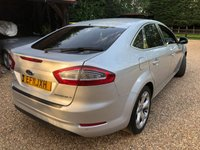 USED 2011 11 FORD MONDEO 2.0 TITANIUM X TDCI 5d AUTO 161 BHP,HOT/COLD LEATHER,FSH
