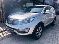2010 KIA SPORTAGE 2.0 CRDI FIRST EDITION 5d AUTO 134 BHP £SOLD