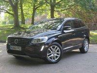 2016 VOLVO XC60 2.4 D5 SE LUX NAV AWD 5d AUTO 217 BHP £17970.00