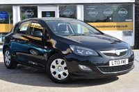 USED 2013 13 VAUXHALL ASTRA 1.7 EXCLUSIV CDTI ECOFLEX S/S 5d 108 BHP NO DEPOSIT FINANCE AVAILABLE