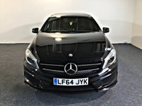 USED 2014 64 MERCEDES-BENZ A CLASS 2.1 A220 CDI BLUEEFFICIENCY AMG SPORT 5d AUTO 170 BHP VERY HIGH SPEC, LOW MILES, FULL SERVICE HISTORY