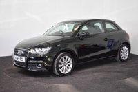 USED 2014 64 AUDI A1 1.6 TDI SPORT 3d 103 BHP £0 TAX + BLUETOOTH