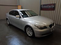 2007 BMW 5 SERIES 3.0 530D SE 4d 232 BHP £3995.00