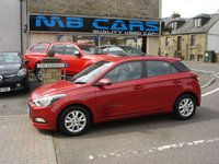 USED 2016 16 HYUNDAI I20 1.2 GDI SE 5d 83 BHP ONLY 8800 MILES FROM NEW,£20 A YEAR ROAD TAX