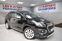 USED 2016 16 PEUGEOT 3008 1.6 BLUE HDI S/S ACTIVE 5d AUTO 120 BHP Full Peugeot service history, 1 Owner, Automatic, Cruise