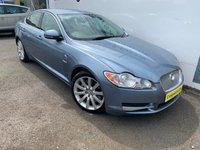 2009 JAGUAR XF 3.0 V6 PREMIUM LUXURY 4d AUTO 240 BHP £9495.00