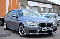 2014 BMW 5 SERIES 2.0 520D M SPORT GRAN TURISMO 5d AUTO 181 BHP £14495.00