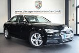"""USED 2017 17 AUDI A4 2.0 TDI ULTRA SE 4DR 148 BHP full service history *NO ADMIN FEES* FINISHED IN STUNNING BLACK WITH CLOTH UPHOLSTERY ++ FULL SERVICE HISTORY  SATELLITE NAVIGATION + BLUETOOTH + DAB RADIO + CRUISE CONTROL + PARKING SENSORS + CLIMATE CONTROL+ 17"""" ALLOY WHEELS"""