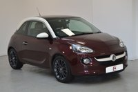 USED 2013 63 VAUXHALL ADAM 1.4 GLAM 3d 85 BHP LOW MILES + NICE COLOUR + CHEAP TAX + PART EX WELCOME
