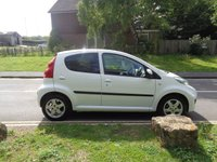 USED 2011 61 PEUGEOT 107 1.0 SPORTIUM 5d 68 BHP FULL SERVICE HISTORY,AIR CONDITIONING,LOW INSURANCE.