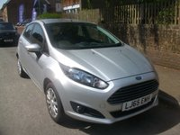 USED 2015 65 FORD FIESTA 1.2 STYLE 5d 74 BHP