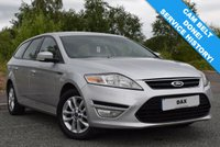 USED 2010 60 FORD MONDEO 2.0 ZETEC TDCI 5d 138 BHP CAM BELT DONE! NEW DPF! HEATED FRONT WINDSCREEN! CRUISE!