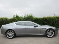 USED 2011 11 ASTON MARTIN RAPIDE 5.9 V12 5d AUTO 470 BHP * PADDLE SHIFT GEARCHANGE * SPORT * CRUISE * PARKING SENSORS * DASH CAMS *