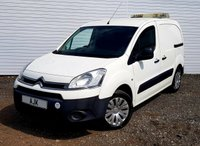 USED 2012 12 CITROEN BERLINGO 1.6 625 LX L1 HDI 1d 89 BHP
