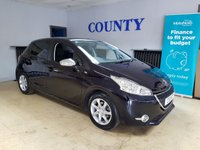 USED 2014 64 PEUGEOT 208 1.2 STYLE 5d 82 BHP * TWO OWNERS * FULL HISTORY *