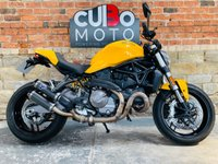 USED 2017 67 DUCATI MONSTER 821 ABS Termignoni Exhaust