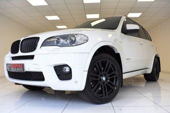 2011 BMW X5 XDRIVE30D 3.0 M SPORT 5 DOOR £15995.00