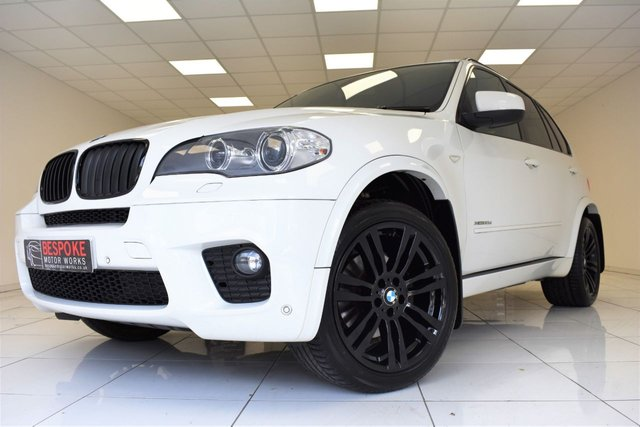 2011 61 BMW X5 XDRIVE30D 3.0 M SPORT 5 DOOR