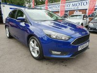 USED 2015 65 FORD FOCUS 1.5 ZETEC TDCI 5d 118 BHP 0%  FINANCE AVAILABLE ON THIS CAR PLEASE CALL 01204 393 181