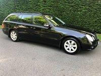 USED 2008 MERCEDES-BENZ E CLASS 2.1 E220 CDI CLASSIC 5d AUTO 168 BHP