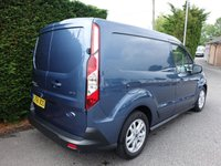 USED 2018 68 FORD TRANSIT CONNECT 200 LIMITED POWERSHIFT AUTOMATIC 1.5 TDCI  120 BHP Top Of Range New Model Transit Connect Limited With Additional Extras Including Poweshift Auto Gearbox, Ford Pass Connect, Ice Pack 9 (Sat Nav) & LED Load Lights!