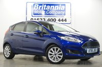 2016 FORD FIESTA 1.6 TITANIUM 5 DOOR AUTOMATIC 104 BHP £9990.00