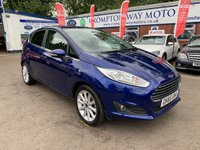 USED 2015 65 FORD FIESTA 1.0 TITANIUM 5d 99 BHP 0%  FINANCE AVAILABLE ON THIS CAR PLEASE CALL 01204 393 181