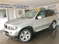 2004 BMW X5 3.0 D SE 5d AUTO 215 BHP £SOLD