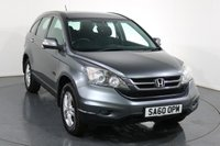 USED 2010 60 HONDA CR-V 2.2 I-DTEC SE 5d 148 BHP ONE OWNER with 9 Stamp SERVICE HISTORY