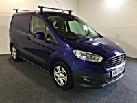 USED 2015 65 FORD TRANSIT COURIER 1.6 TREND TDCI 1d 94 BHP HIGH SPEC, AIR CON, RECENT MAIN DEALER SERVICE AND MOT,