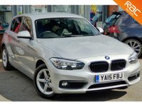 USED 2015 15 BMW 1 SERIES 2.0 118D SE 5d AUTO 147 BHP